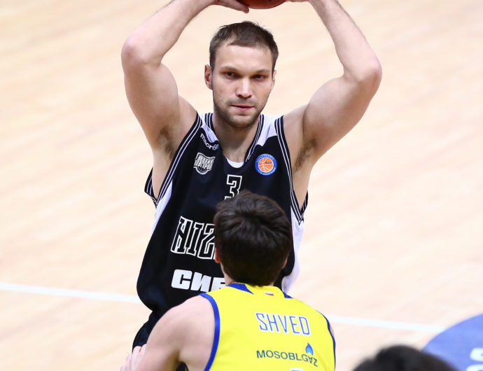 Nizhny Novgorod Signs Maxim Grigoryev To Two-Year Contract Extension