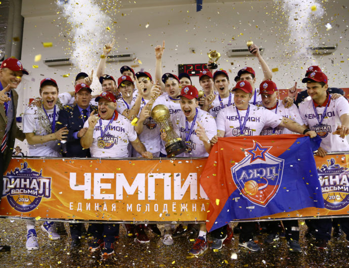 CSKA-2 Wins Youth League!