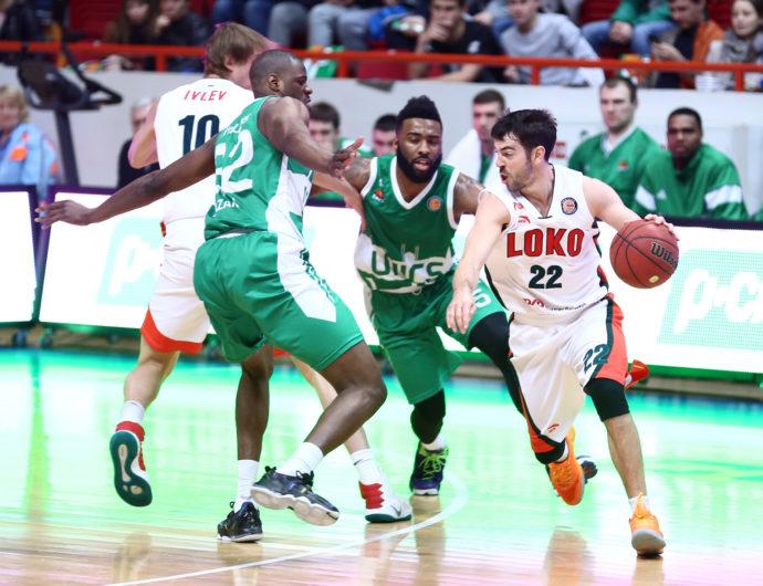 Lokomotiv Eliminates UNICS, Rochestie Stays Hot