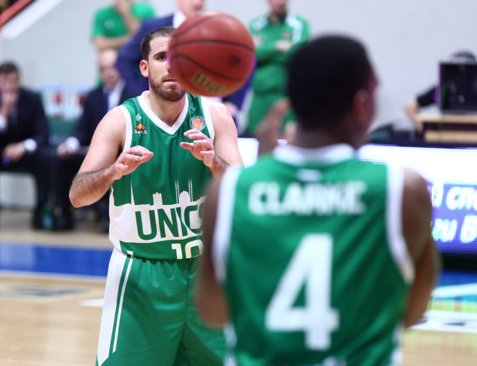 Watch: UNICS vs. Lokomotiv-Kuban Game 3 Highlights