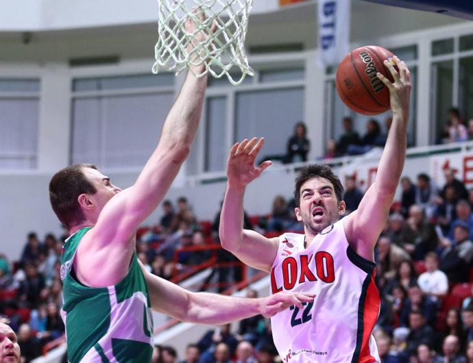 Lokomotiv Seizes Momentum With Game 3 Win