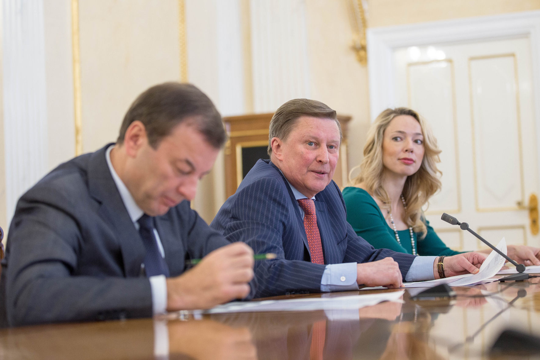 Сергей Иванов обнародовал бюджеты российских клубов в сезоне-2016/17
