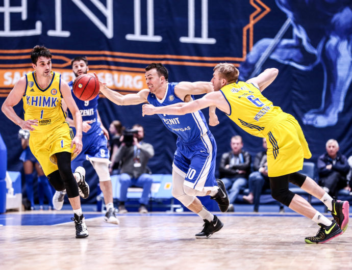 Star Performance: Ryan Toolson vs. Khimki