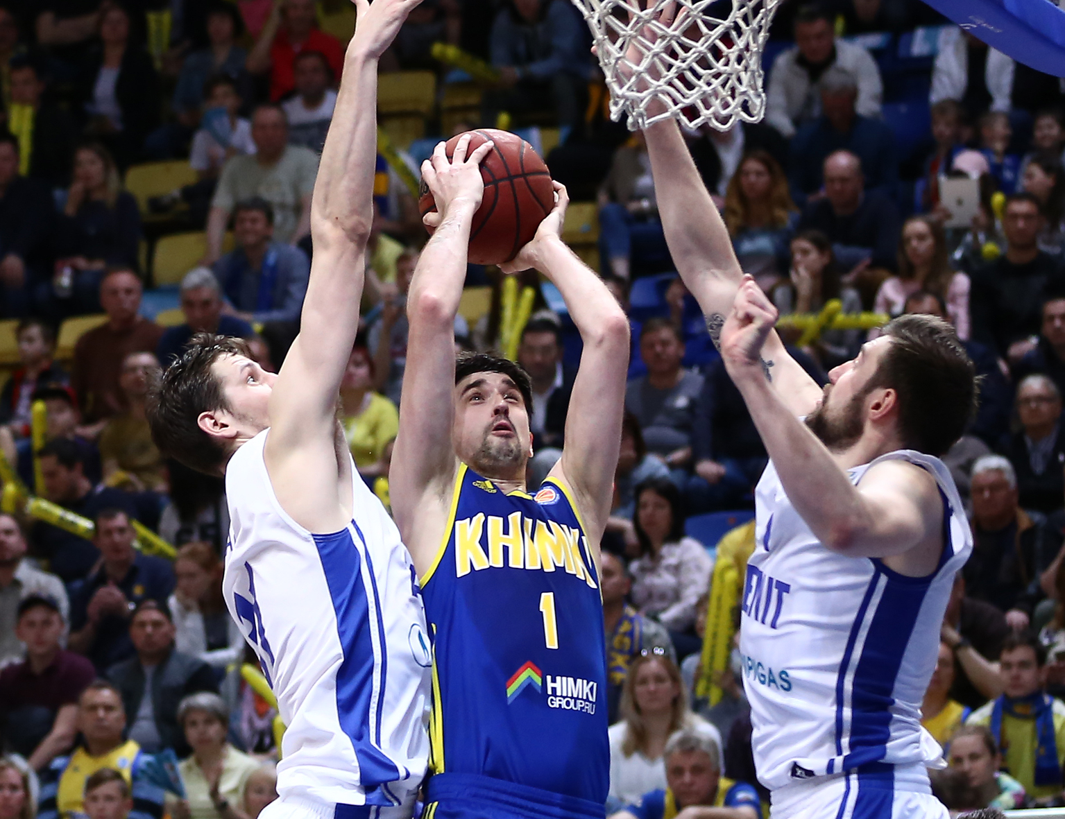Khimki Answers Zenit