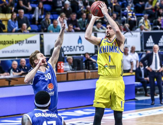 Star Performance: Alexey Shved vs. Enisey
