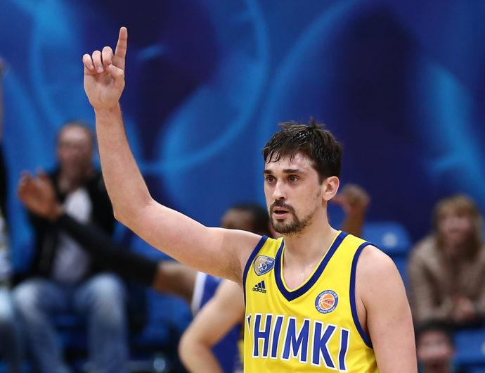 Shved Carries Khimki In Game 1