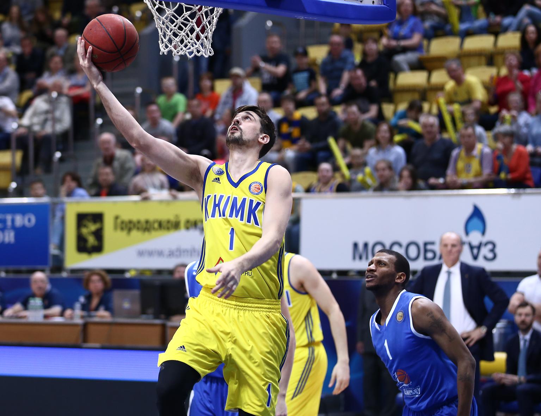 Khimki Seizes Control In Game 2