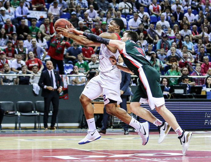 Watch: Lokomotiv-Kuban vs. CSKA Game 3 Highlights
