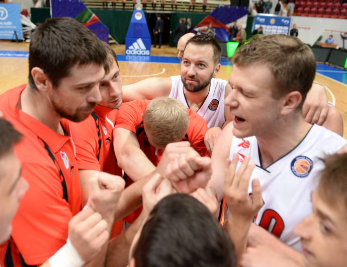 Watch: UNICS vs. Lokomotiv-Kuban Game 4 Highlights