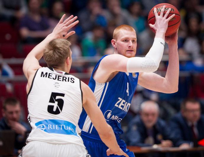 «Зенит» открывает плей-офф победой над ВЭФ