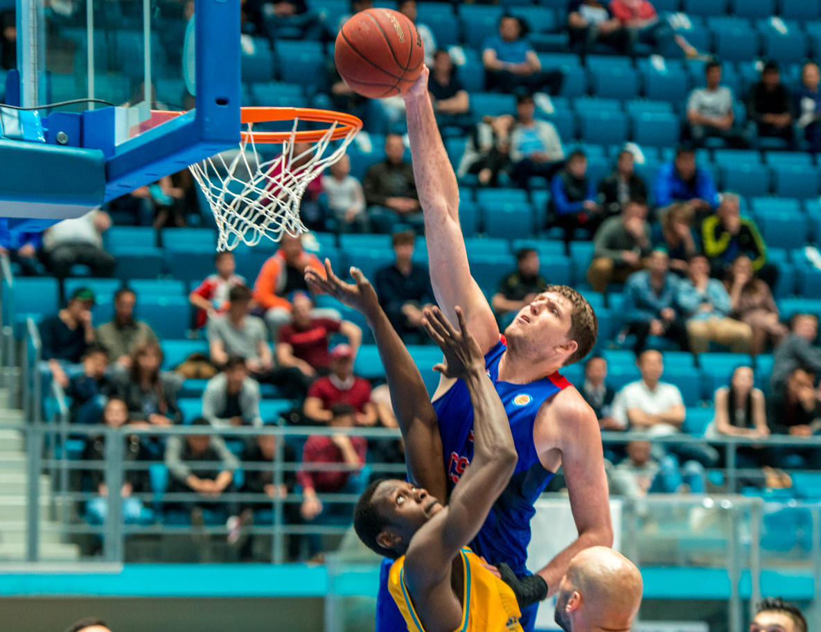 Army Men Complete Sweep In Astana