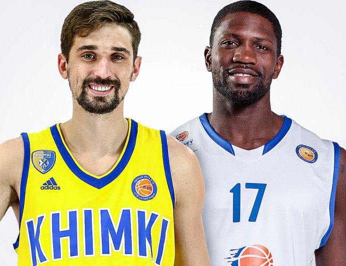Quarterfinals: Khimki (3) vs. Enisey (6)