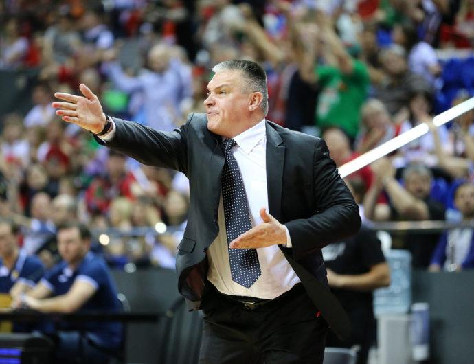 Head Coach Evgeny Pashutin And UNICS Part Ways