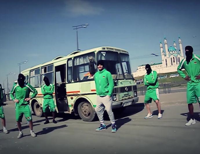 УНИКС представил пародию на клип группы «Грибы»