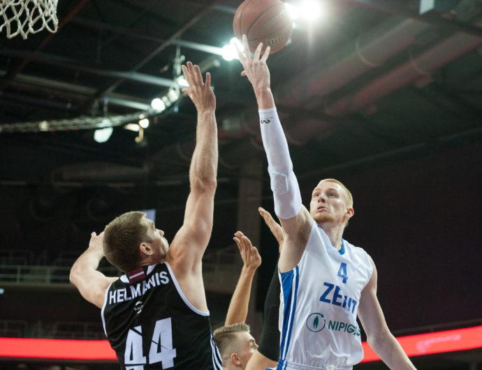 Zenit 'D' Earns Sweep In Riga