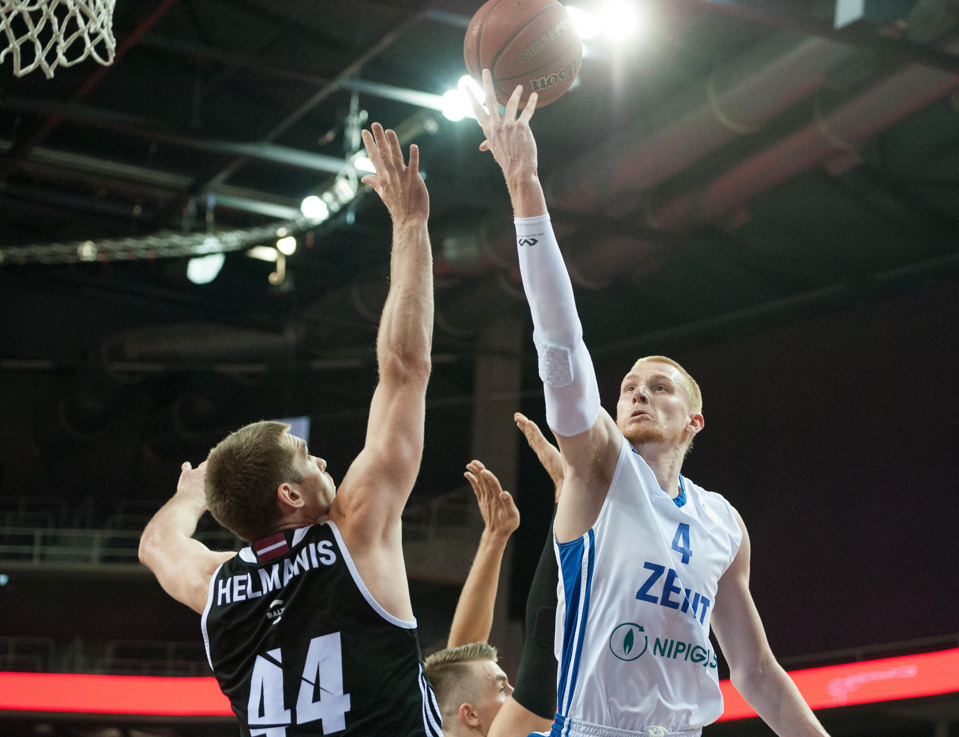 «Зенит»: из Риги – в полуфинал!