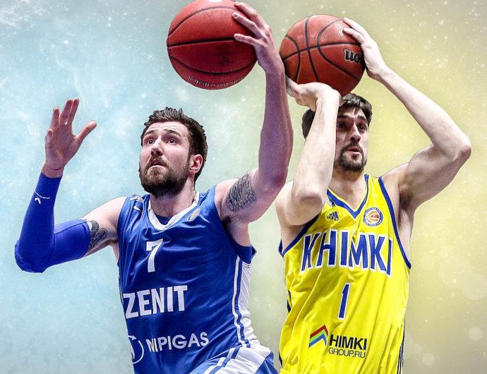 Semifinals: Zenit (2) – Khimki (3)
