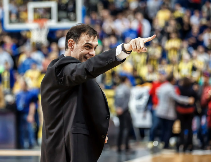 Georgios Bartzokas Move To Khimki Complete