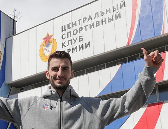 Лео Вестерманн стал игроком ЦСКА