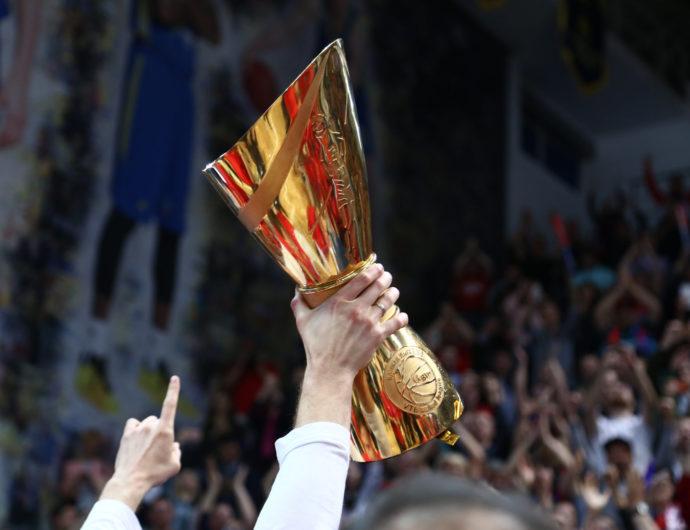 ЦСКА завоевывает Кубок Белова. Как это было