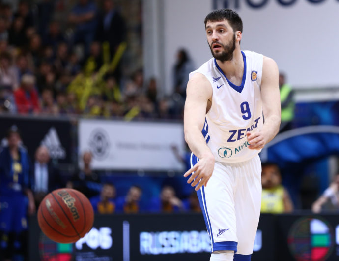 Stefan Markovic Signs Two-Year Contract With BC Khimki