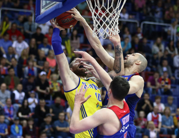 Watch: CSKA vs. Khimki Game 2 Highlights
