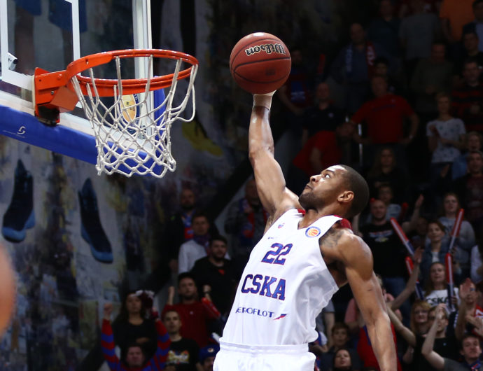 Watch: Khimki vs. CSKA Game 3 Highlights