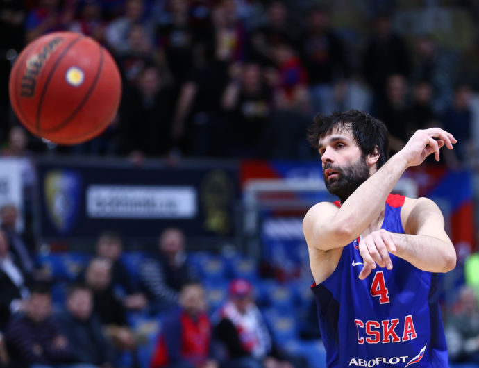 Milos Teodosic's Top Assists In 2016-17