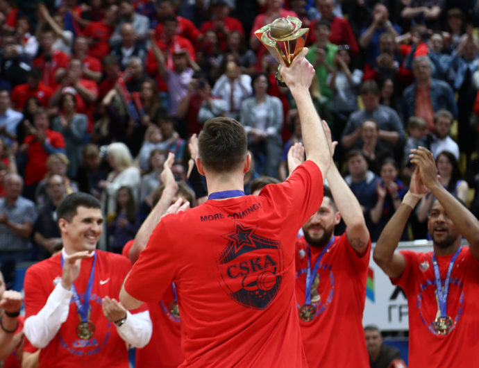 VIDEO: Nando De Colo – Playoffs MVP