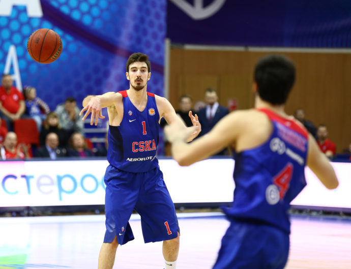 VIDEO: Teodosic And De Colo vs. Khimki
