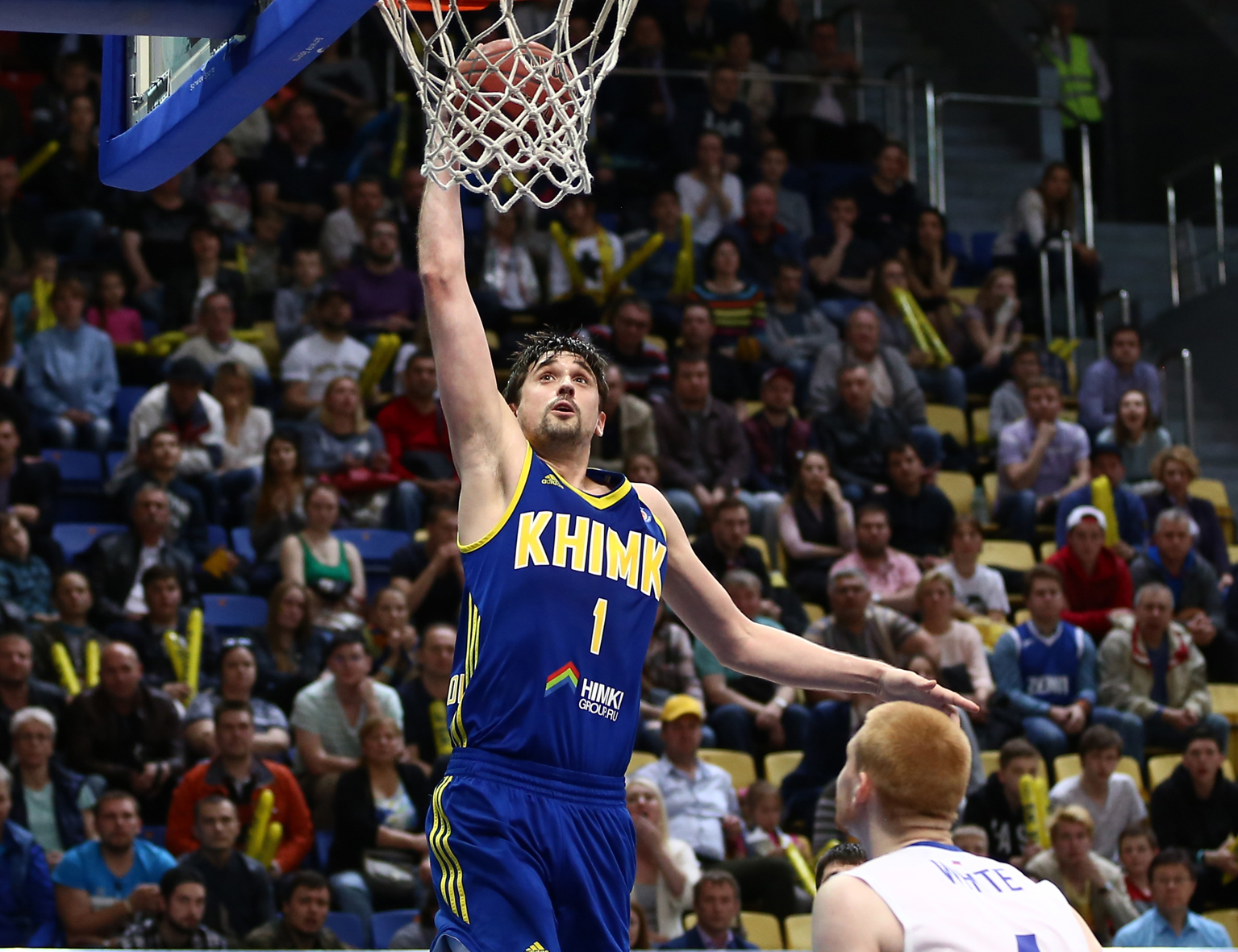 Shved Wills Khimki To Victory