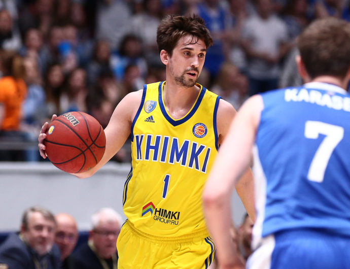 Khimki Stuns St. Pete, Advances To Finals