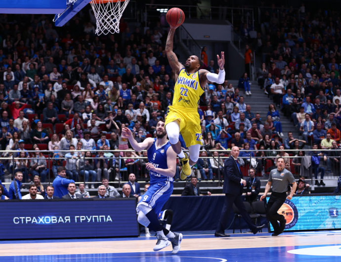 Watch: Zenit vs. Khimki Game 5 Highlights