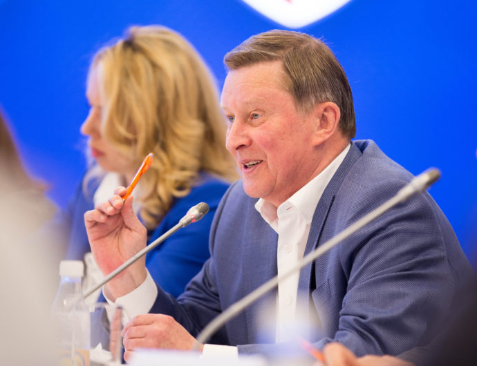 Sergey Ivanov: The League Exists For The Clubs