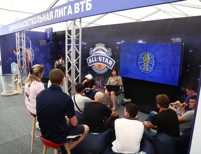 VTB United League At Expo-Basket 2017