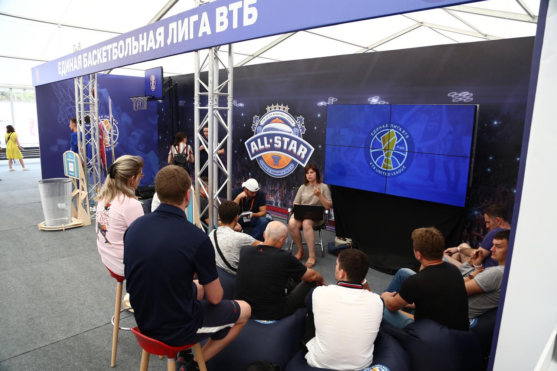 Единая Лига ВТБ на «Экспо-Баскет 2017»