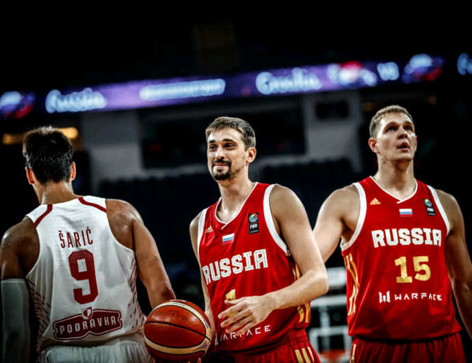 Russian National Team Advances To EuroBasket Quarterfinals