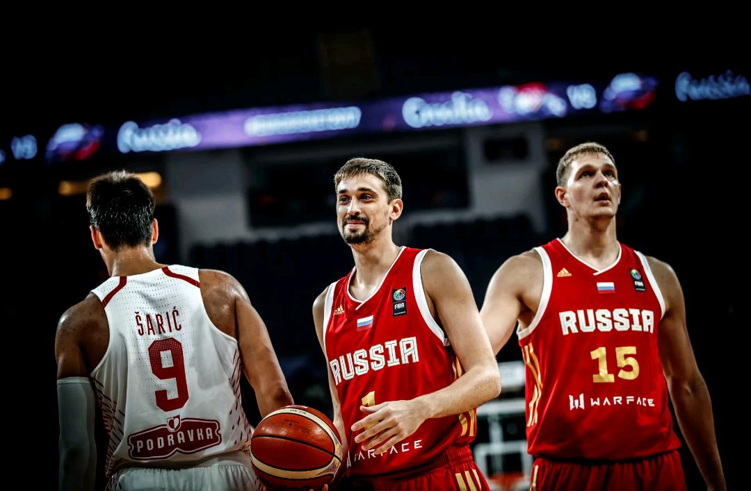 Сборная России – в 1/4 финала Евробаскета!
