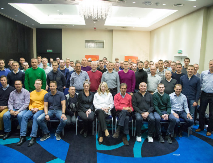 VTB United League Holds Refereeing Seminar