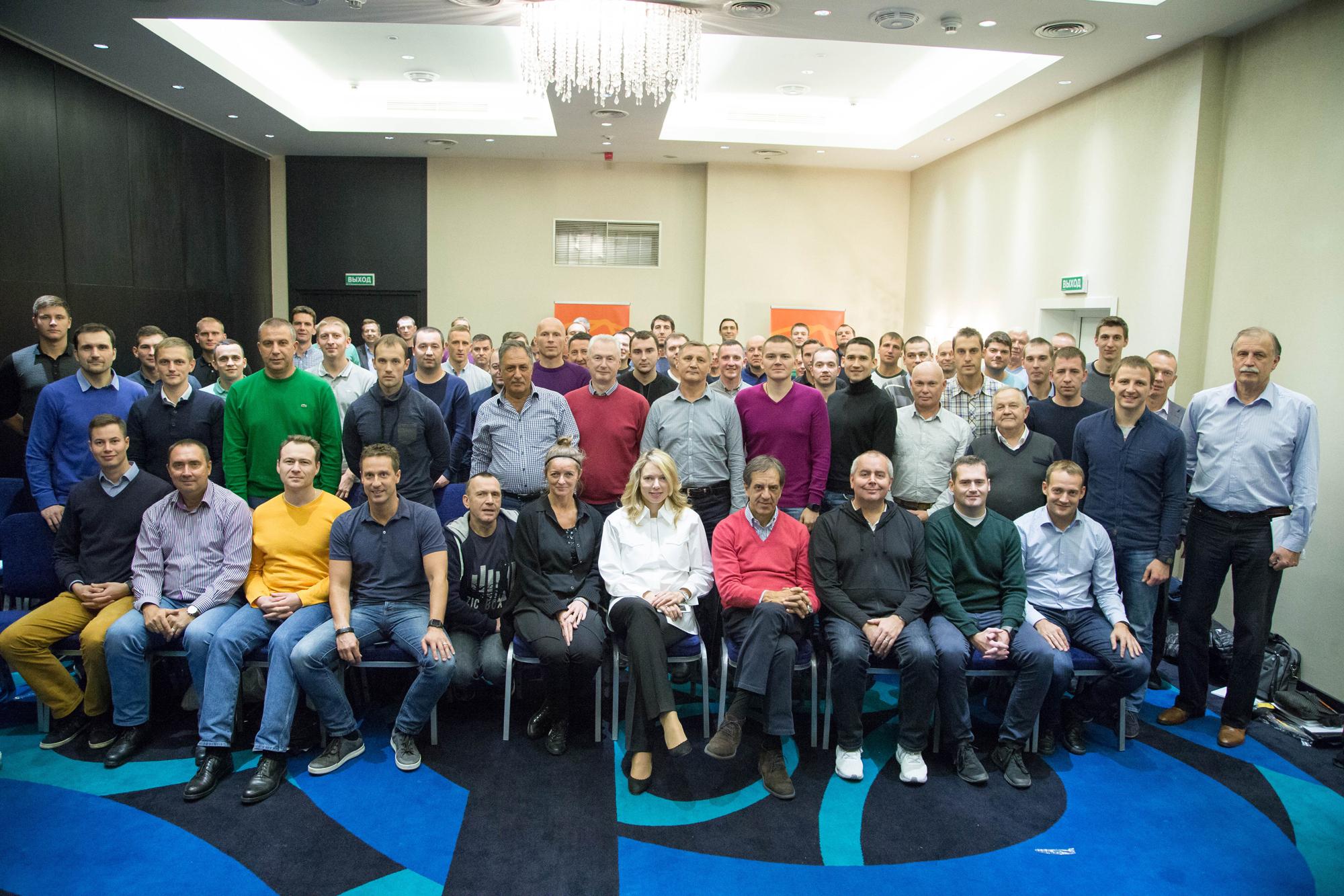 Единая Лига ВТБ провела семинар для судей