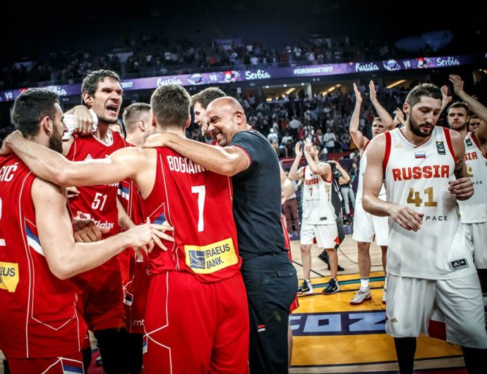 Russia To Battle Spain For EuroBasket Bronze