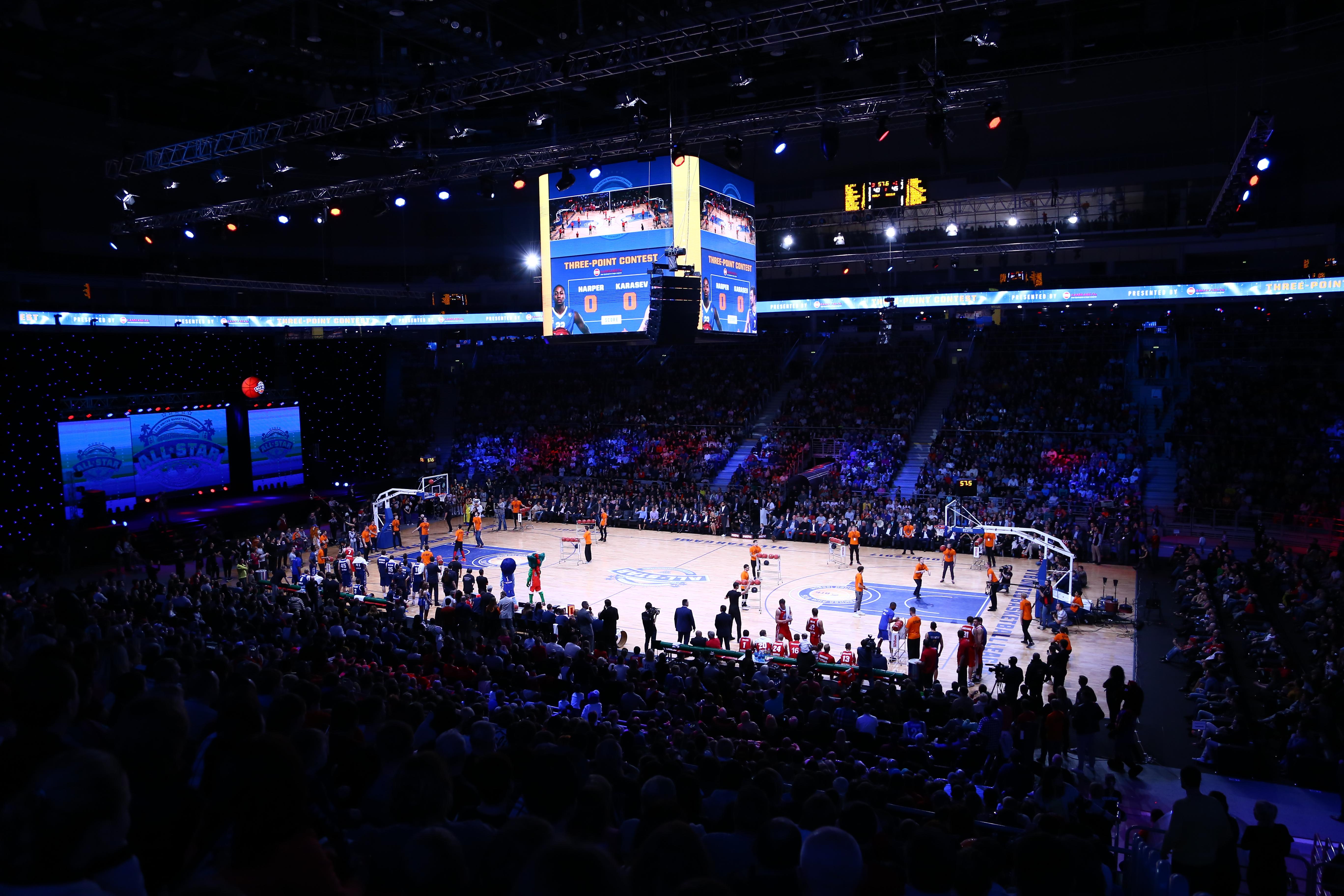 Матч Всех Звезд-2018 пройдет в Санкт-Петербурге