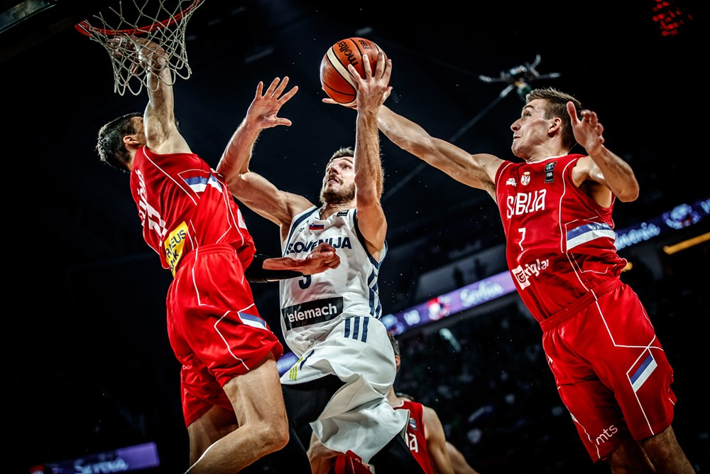 Словения – чемпион Евробаскета, Россия — четвертая