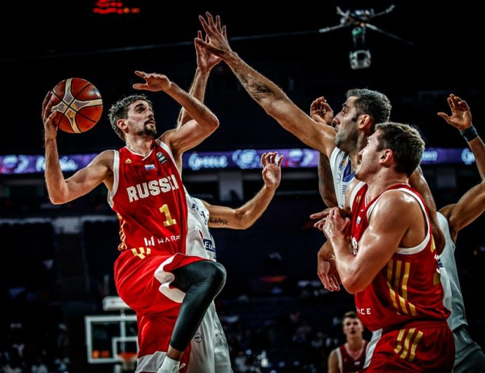 Russia Advances To EuroBasket Semifinals