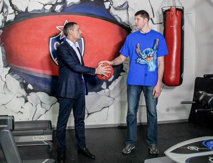«Честное баскетбольное». Интервью с Виктором Хряпой