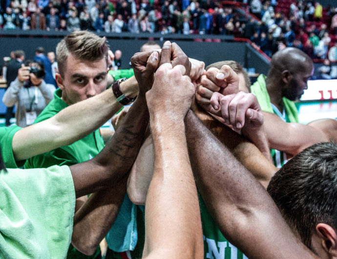 Week In Review: UNICS Dazzles, Fridzon's Milestone And CSKA's Road Trip