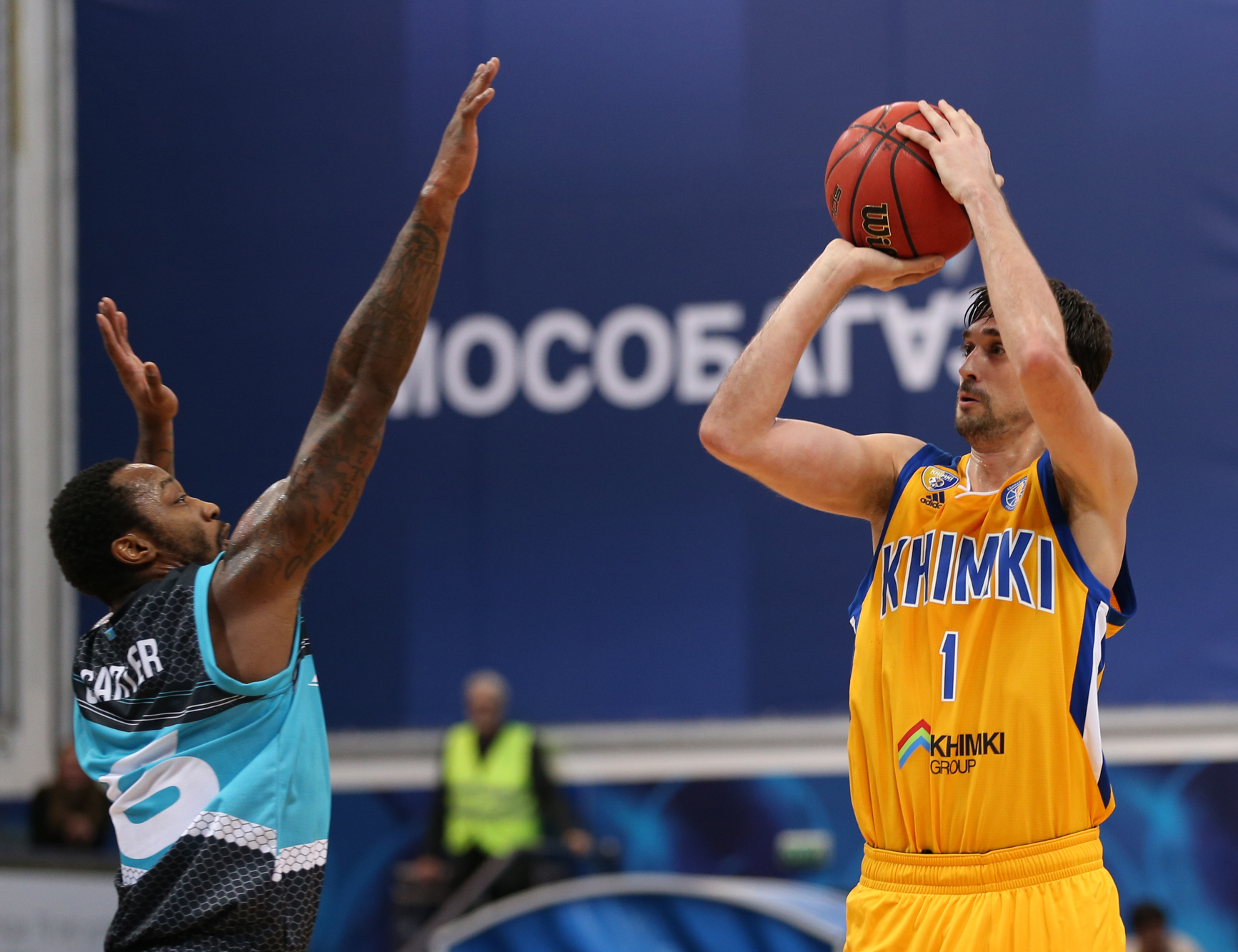 Clutch Shved, Khimki Survive Astana