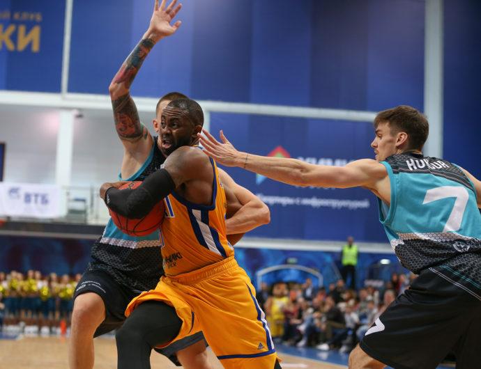 Watch: Khimki vs. Astana Highlights