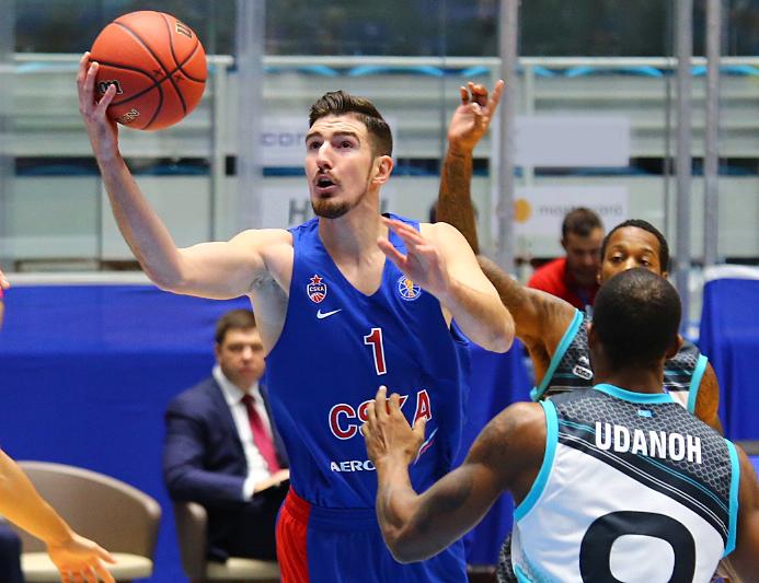 CSKA Defeats Astana Behind De Colo's 24