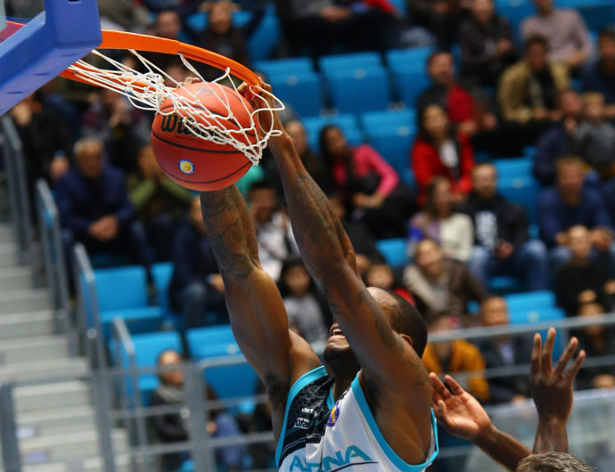 Watch: Astana vs. CSKA Highlights